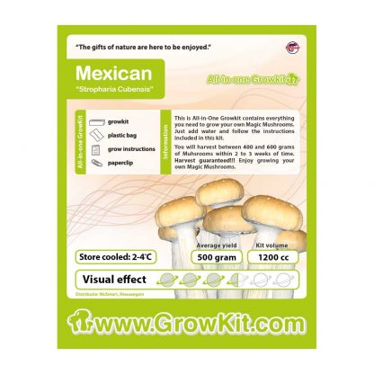growkit mexican grow kit